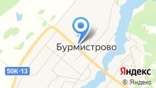 Славянская трапеза на карте