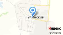 Храм во имя святого равноапостольного царя Константина на карте