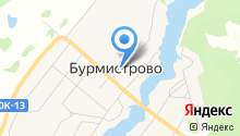Администрация Бурмистровского сельсовета на карте