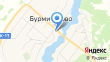 Церковь Владимира равноапостольного на карте