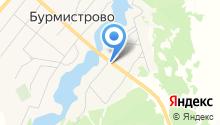 Валентина на карте