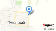 Семена Сибири на карте