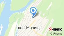 Управление ветеринарии Новосибирского района Новосибирской области, ГБУЗ на карте