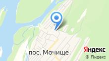 Савор, ЗАО на карте