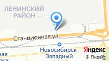 Advan на карте
