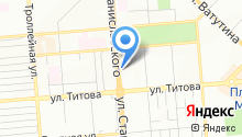 1001 снасть на карте
