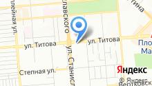 54Сервис на карте