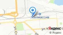 Auto Start на карте