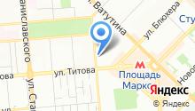 АсМедиа54 на карте