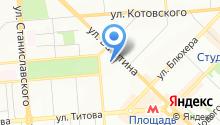 Voice-Studio на карте