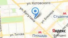 ГЖА ЦИП на карте