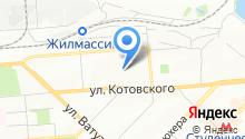 BeBrain на карте