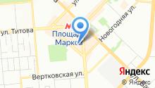 интернет-магазин 2vanny.ru на карте