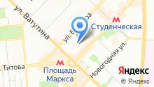 A`JOUR на карте