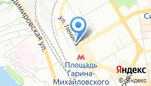 Argentum на карте