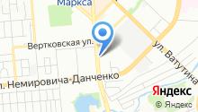Поверенный на карте