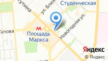Bazilevs на карте