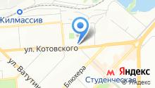 Адвокат Кузнецов В.В. на карте