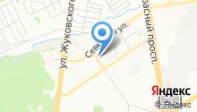 AdvanPOS на карте