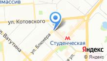 Русский Лютый на карте