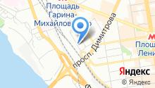 ARCUS на карте