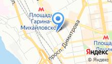SuperMag на карте