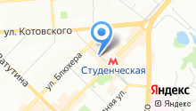 AG service на карте