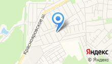 Почта на карте