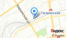 AURA Agency на карте