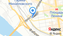 AutoRoom на карте