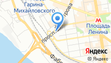 AN-Security на карте