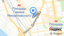 СОЦИЛИЯ на карте