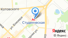 AcsStore.Net на карте