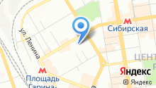 AeroSkan на карте