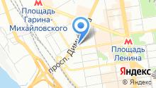 1RA BTL на карте