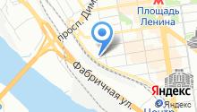 Новосибирский кооперативный техникум им. А.Н. Косыгина Новосибирского Облпотребсоюза на карте