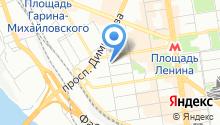 Дентал-Сервис на карте