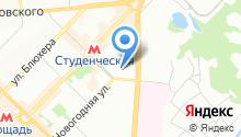 ЗапСибЛеспроект на карте