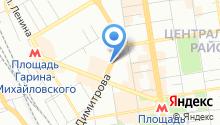 100 идей.ру на карте