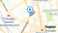 AmoNsk на карте