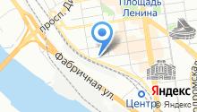 СВ Групп на карте