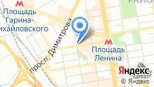 Таймс на карте