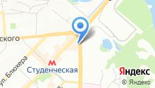 Smenidetal.ru на карте