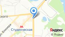 Надежное жилищное агентство на карте