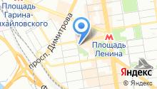Вегимарт на карте