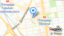 Лабиринт минотавра на карте