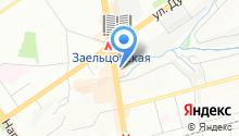 Air сервис на карте