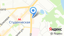 Autofid.ru на карте