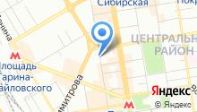 ADORO на карте