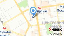 85градусов.ру на карте